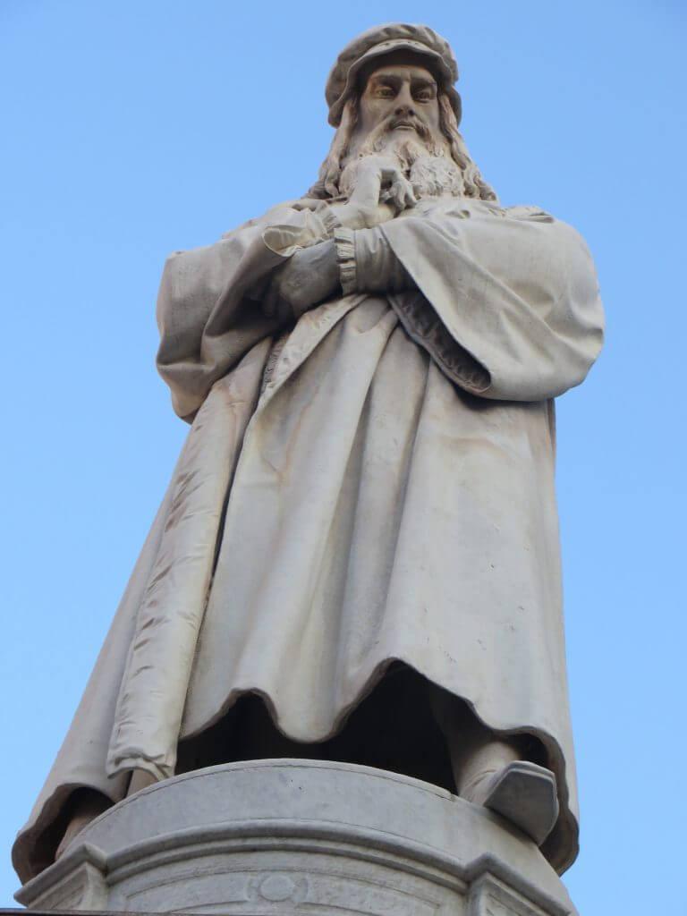 Leonardo da Vinci. Storyteller ante litteram.